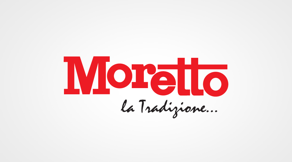 Moretto re-design logotypu
