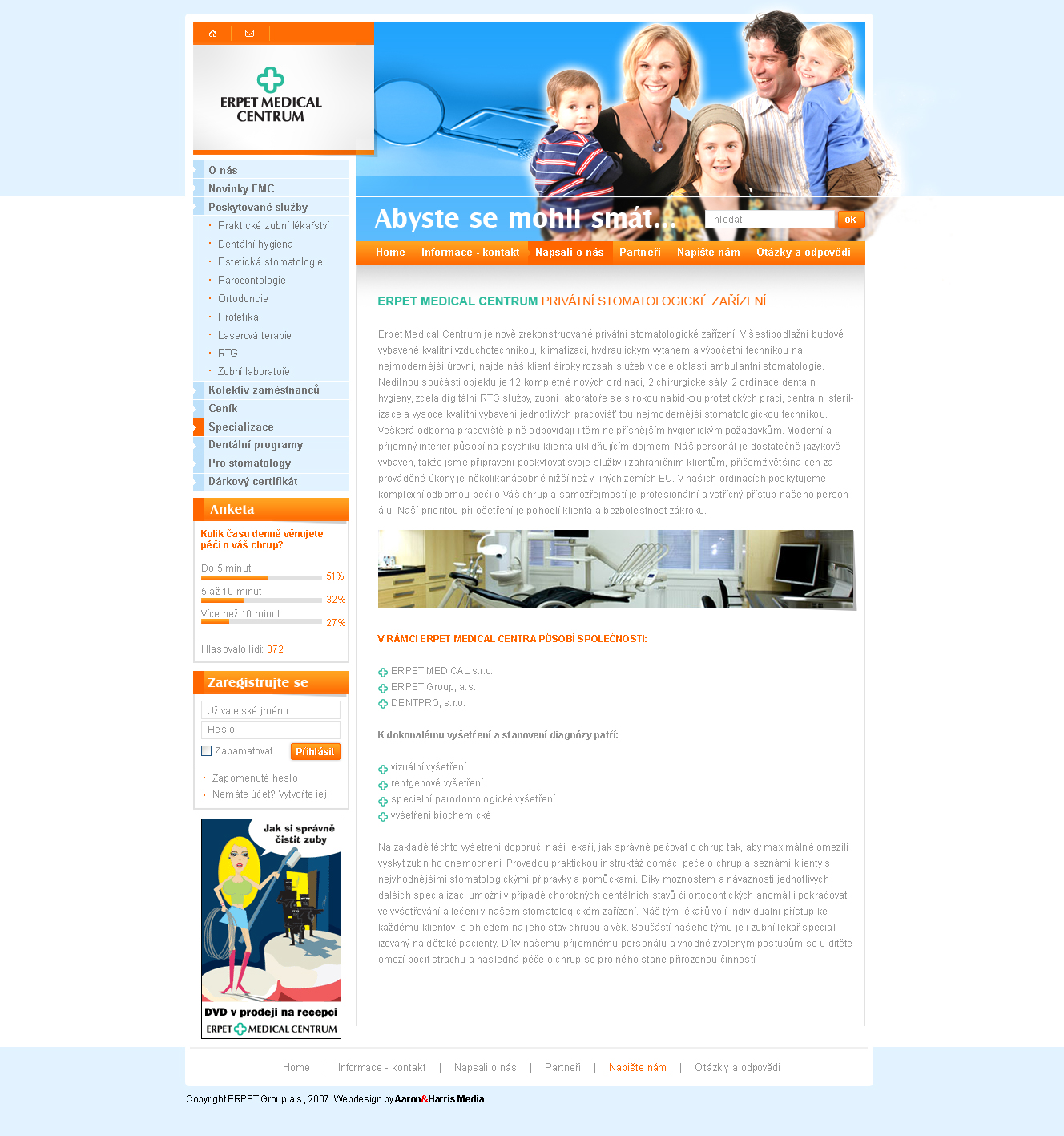homepage_erpet_medical_fina
