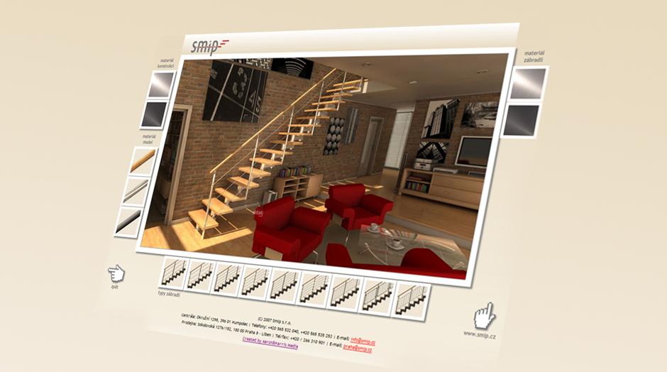 SMIP 3D builder