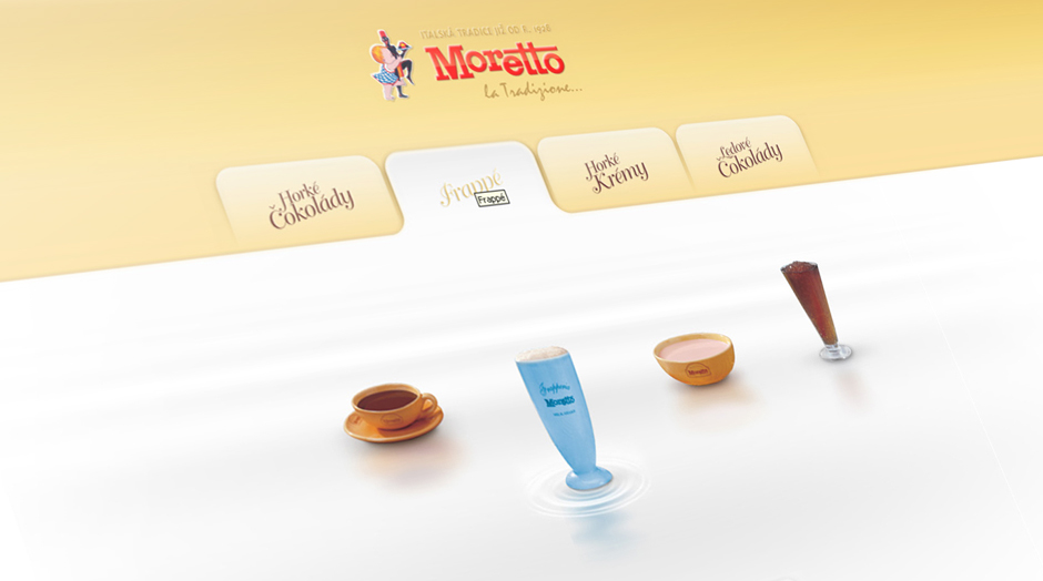 Moretto webdesign