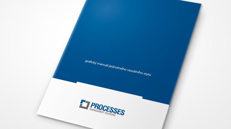 Processes grafický manuál