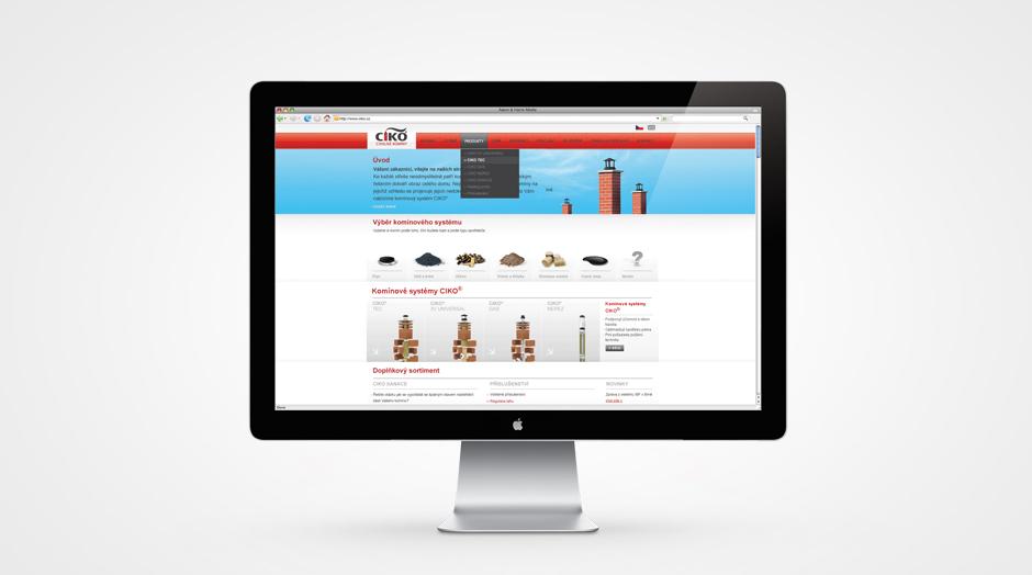 web-vizualizace